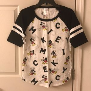 Disney Mickey Mouse Shirt